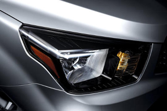 exterior headlights
