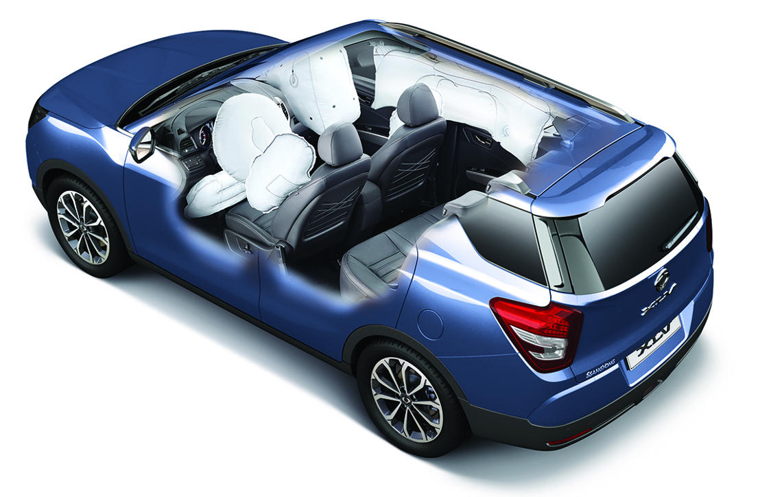 xlv airbags